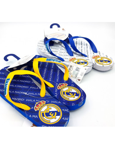 Real Madrid Chanclas playa...