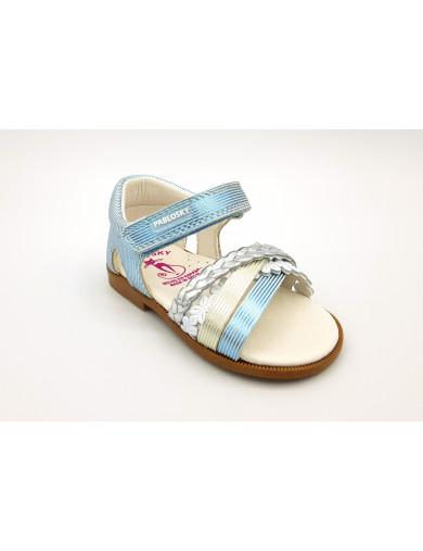 PABLOSKY Sandalia jeans