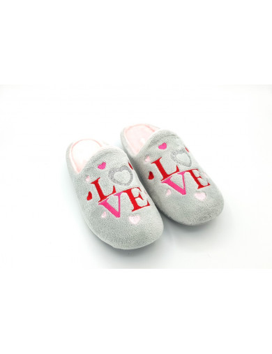 GARZON Zapatillas casa love