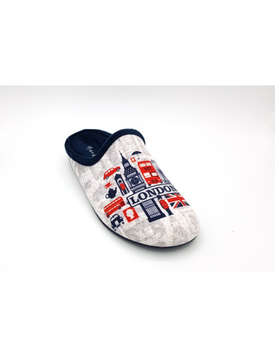 GARZON Zapatillas casa London